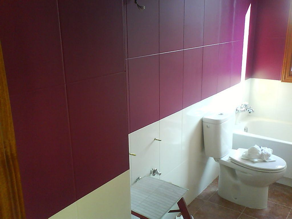 La mejor empresa de pintura de vitoria para pintar azulejos - Pinturas para azulejos de bano ...