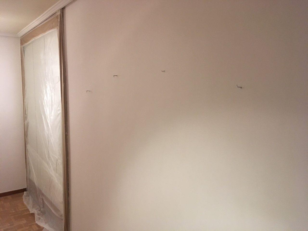 Como quitar el gotele latest alisar paredes quitar gotele - Alisar paredes de gotele ...