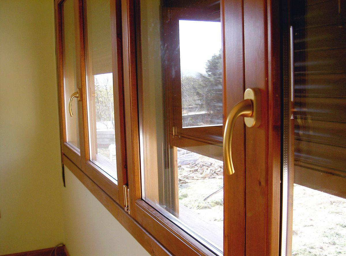 Barnizado y lacado de puertas y ventanas en Vitoria lacado de puertas en Vitoria