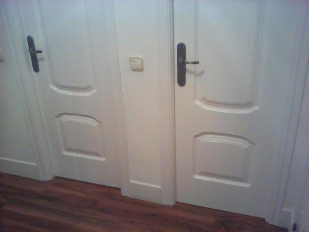 Barnizado y lacado de puertas y ventanas pintores vitoria for Como lacar un mueble barnizado