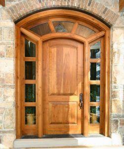 Barnizado de puertas en Vitoria