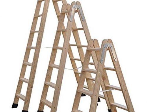 Escalera de madera de pintor la mejor escalera moderna de 2019
